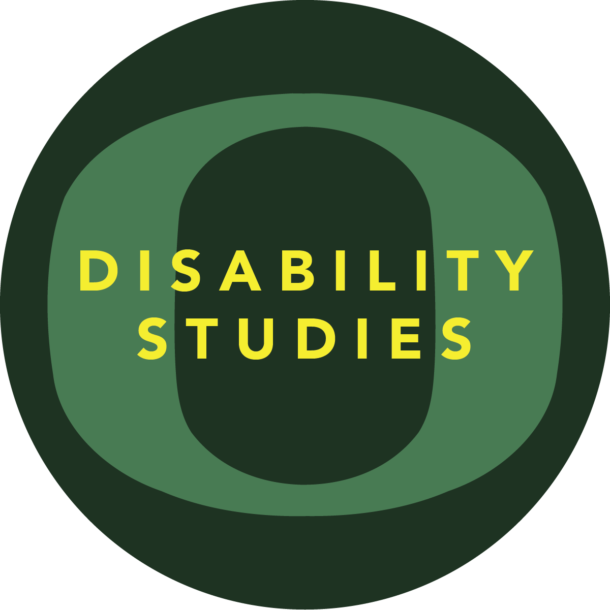 Disability Studies Minor Logo