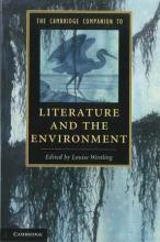 "Book cover for ""Cambridge Companion to Literature and the Environment"""