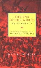 "Book cover for ""The End of the World As We Know It"""