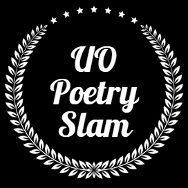 University of Oregon Poetry Slam logo