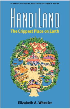 "Book cover for ""Handiland"""
